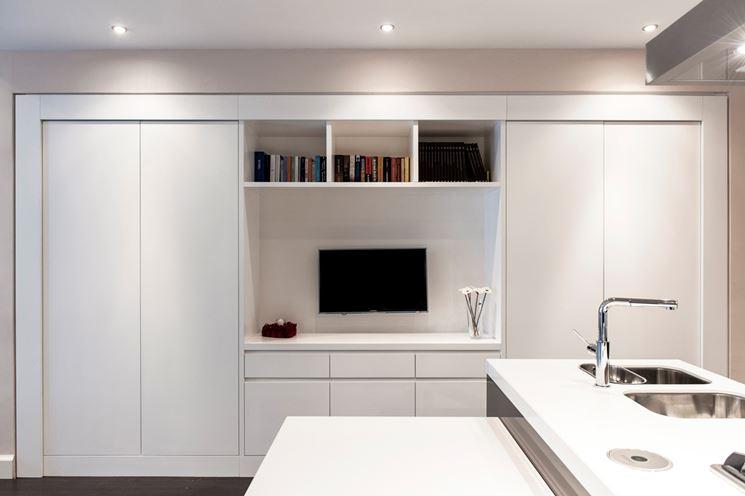 Perché arredare una casa con mobili su misura estensione